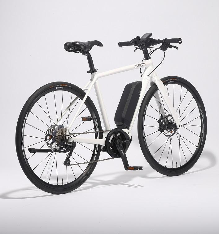 グラベルロードバイクを継承したEバイク「Seraph E-01S」