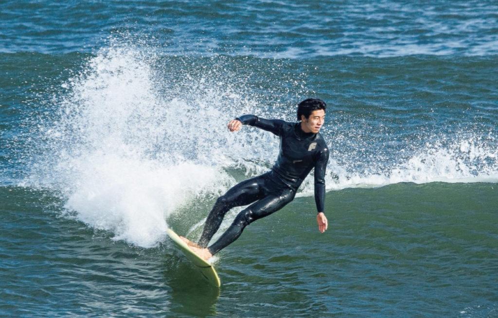 掘れた波攻略法。ダンパーを恐れず、テイクオフするためには?? 小林直海プロのアドバイスを聞いた。
