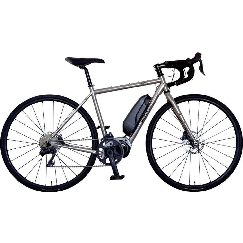 クロモリのツーリングEバイクが特徴のブランド「DAVOS」【E-Bikeブランド辞典】