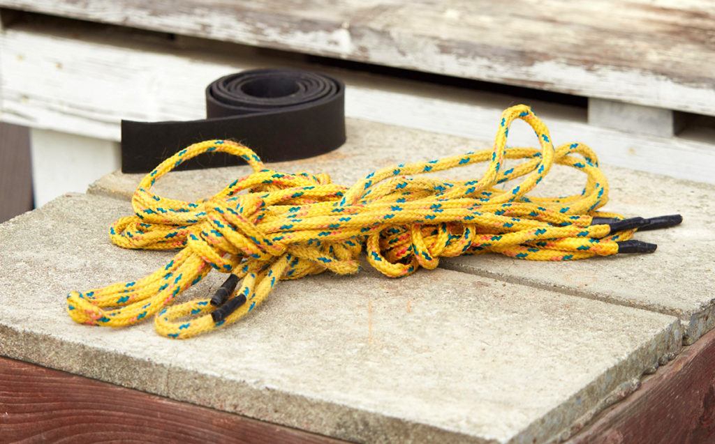 ロープワーク基本編!もやい結びと自在結びを解説します