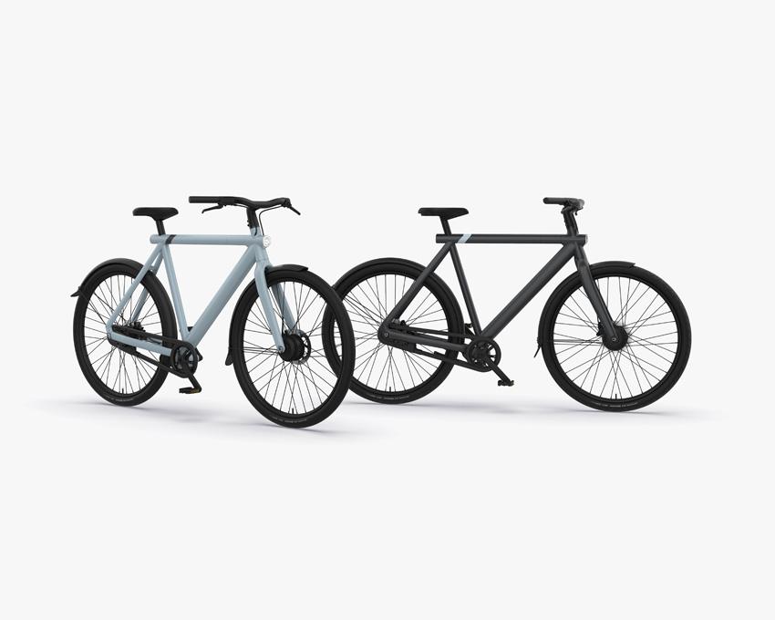 超カッコいい革新的e-bike、VanMoofがヴァージョンアップして世界同時発売!