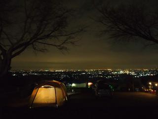 【おすすめキャンプ場62】三重県の夜景スポット「尾高高原キャンプ場」は絶景の穴場!