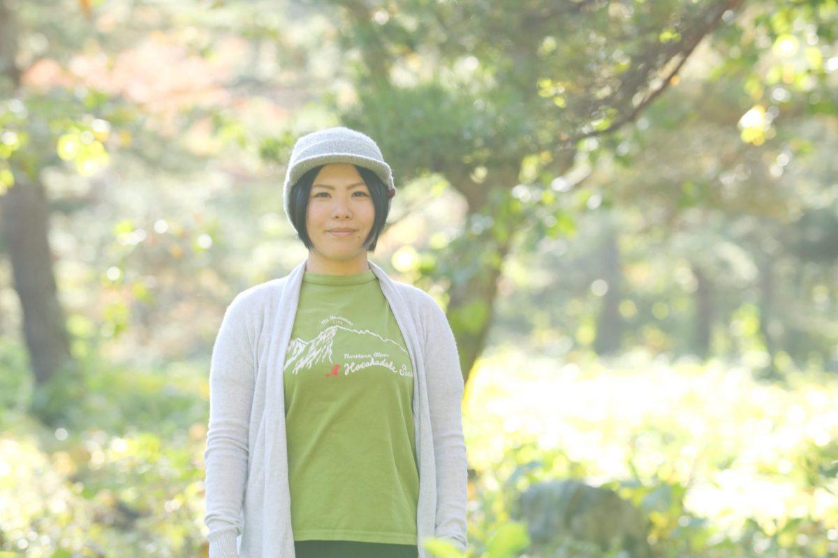 「だから、私は山へ行く」 #04 今田恵さん