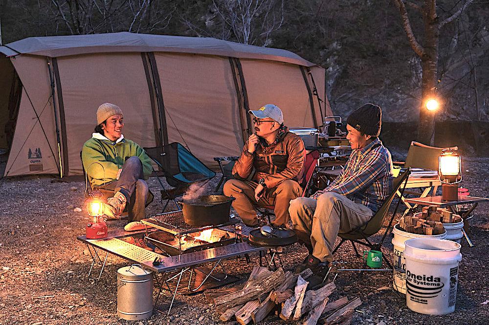 春の渓流釣り! キャンプ酒宴からのリベンジ釣行【GO OUT釣り部動画】