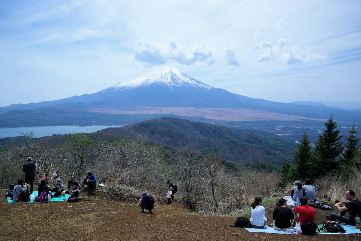 石割山(いしわりやま)登山ルート・難易度