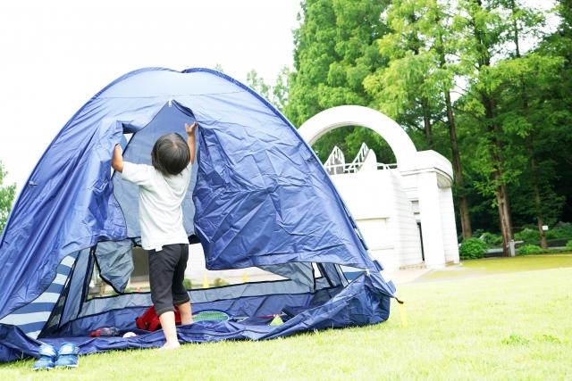 キャンプで子どもがお手伝いに目覚めるコツとテクニック