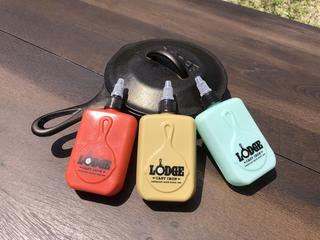 【最速レビュー 動画あり】大人気キャンプ誌『fam_mag』2020年夏号付録「LODGE×ネジ式ディスペンサーボトル」をご紹介!