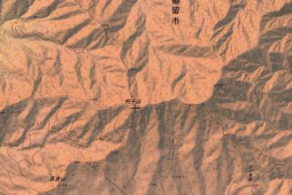 杓子山(しゃくしやま)登山ルート・難易度