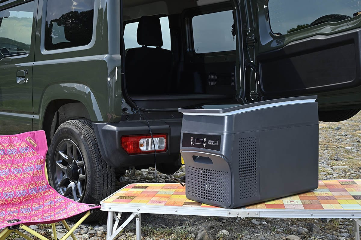 いま熟練アウトドア派は当然のように導入! 「車載冷蔵庫」が便利すぎて驚く