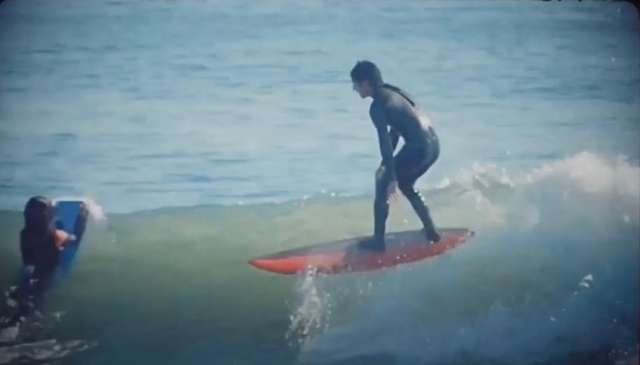 小林直海・岩淵優太・加瀬正志のサーフィン映像 千葉県旭エリアで開催したZBURHサーフボードデモツアー
