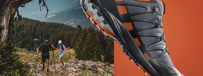 トレランからハイキングまで活躍!サロモンの「XA PRO 3D V8 GORE-TEX」が新登場