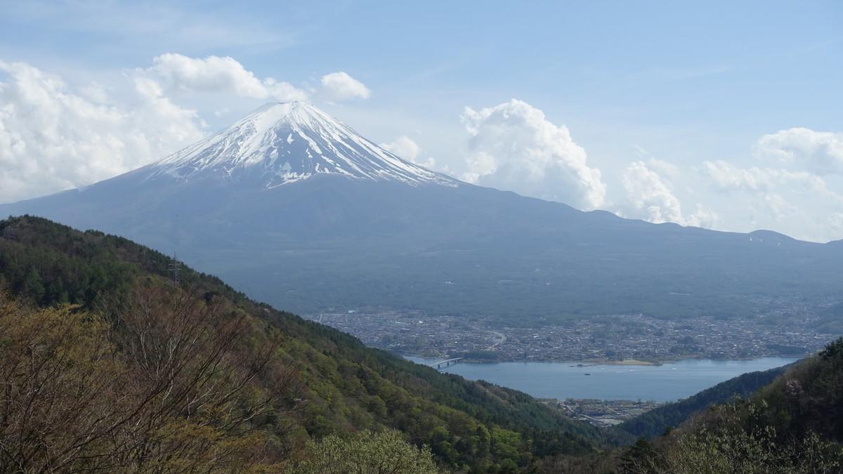 三ツ峠山(みつとうげやま)登山ルート・難易度
