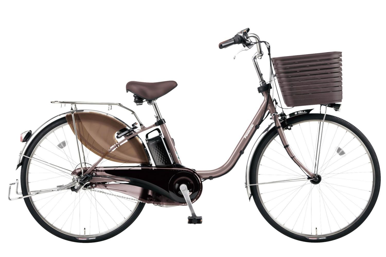 パナソニックの電動アシスト自転車「ビビ・DX」に限定カラーが発売