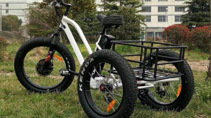 電動アシスト式三輪自転車 第1弾スポーツモデル「e trike」発売