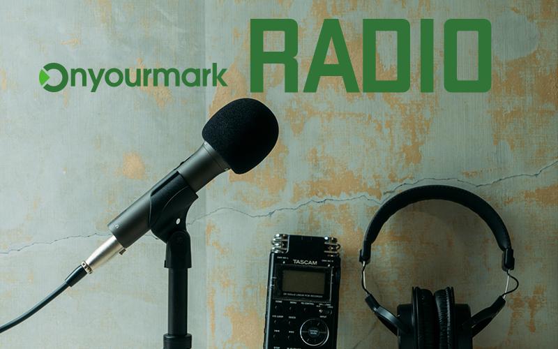 onyourmarkRadio #06 ランニングの初期衝動 ゲスト:桑原慶