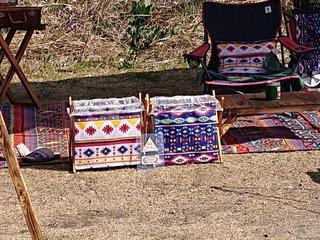 【ゴミ箱DIY】キャンプ場をクリーンに。インドアでもアウトドアでも★お洒落なゴミ箱を100均材料でDIY ♪