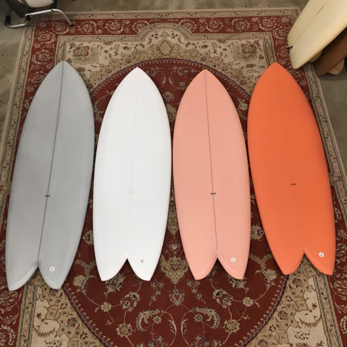 【カスタムオーダー料無料!】カリフォルニアのオルタナティブシーンで注目を浴びるサンフランシスコのstpnk surfboardsのカスタムオーダー開始!