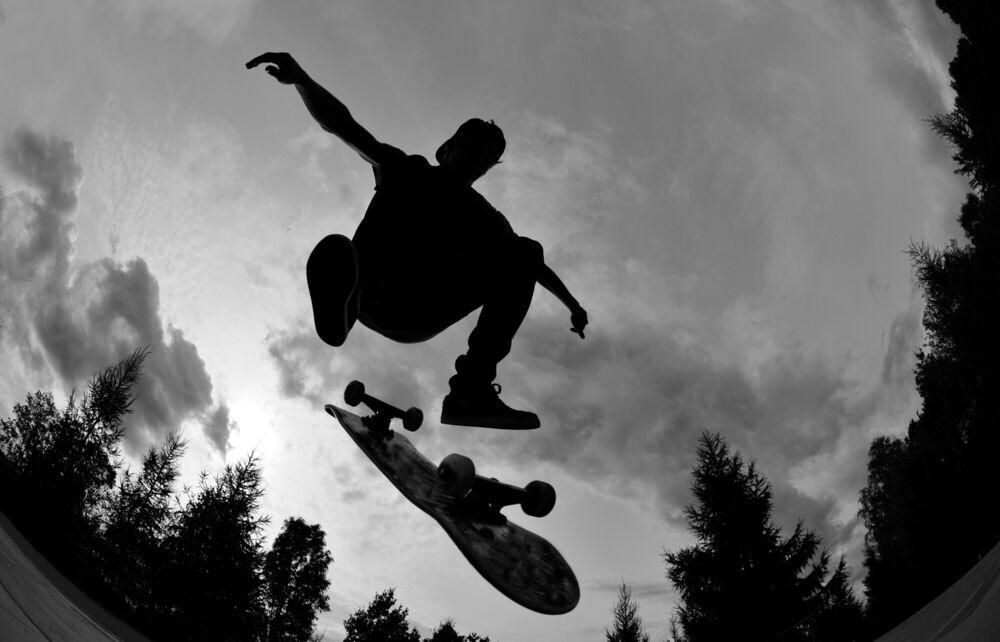 スケートボード初心者向けトリック5選