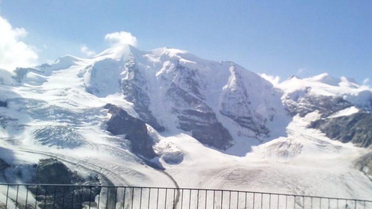【体験記】イタリアとスイスを結ぶベルニナ急行でトレッキング旅②〜ディアボレッツァ展望台