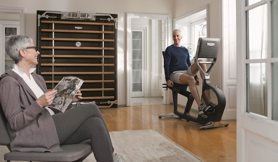 おうちでランニング・筋トレなど本格的な運動ができるテクノジムのトレーニング機器がすごい