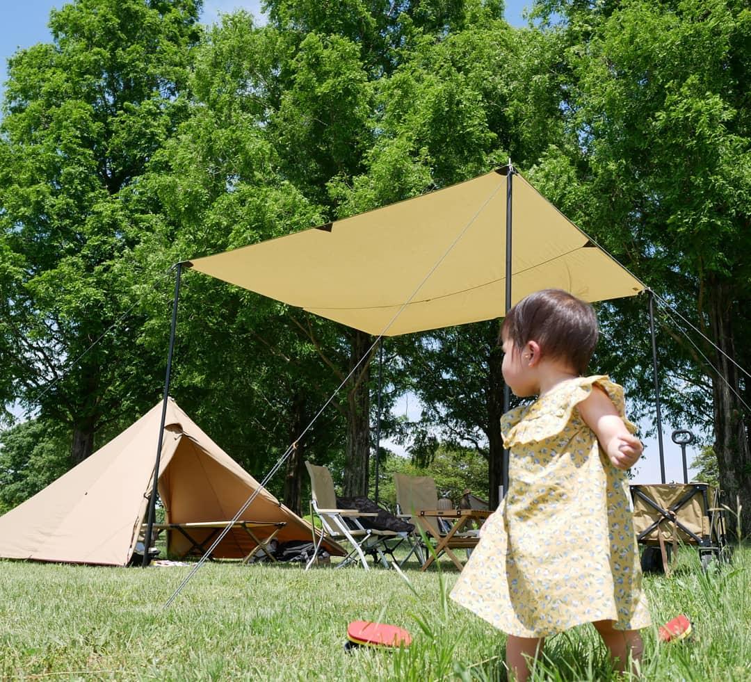 アクティブキャンパーさんが思い出させてくれたのは、忘れかけてたキャンプの楽しみ方。