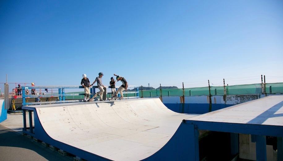 鵠沼海浜公園スケートパークが6/2(火)より再開!新ルールも新設