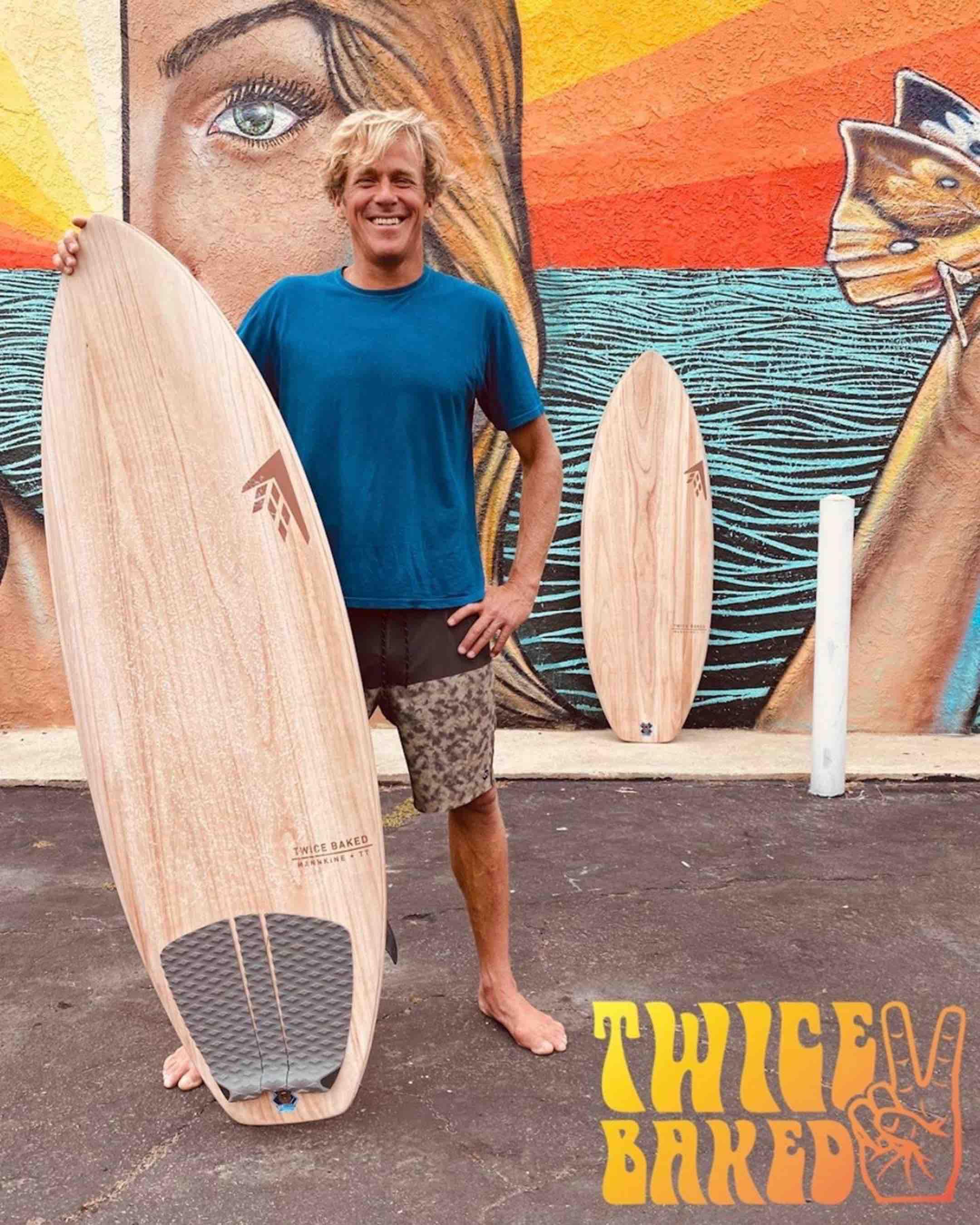 """【2020年最新モデル】さらなる進化を遂げ、日本の波に最適化!? FIREWIRE surfboards注目のDan Mannデザイン""""Twice Baked""""に迫る!!"""