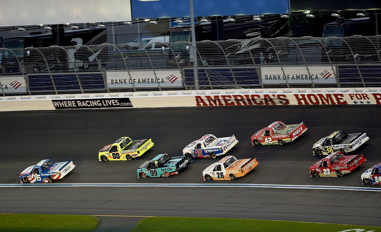 【NASCARトラックシリーズ】服部茂章氏率いる「HRE」タンドラ16号車は9位フィニッシュ