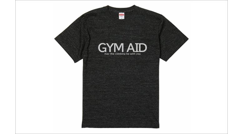 キャラバンがクライミングジム支援のチャリティTシャツを製作