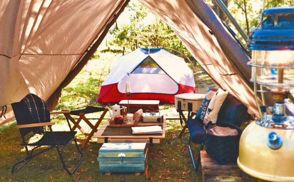 ハイスタイル・ロースタイルとは?あなたに合ったキャンプスタイルをご紹介