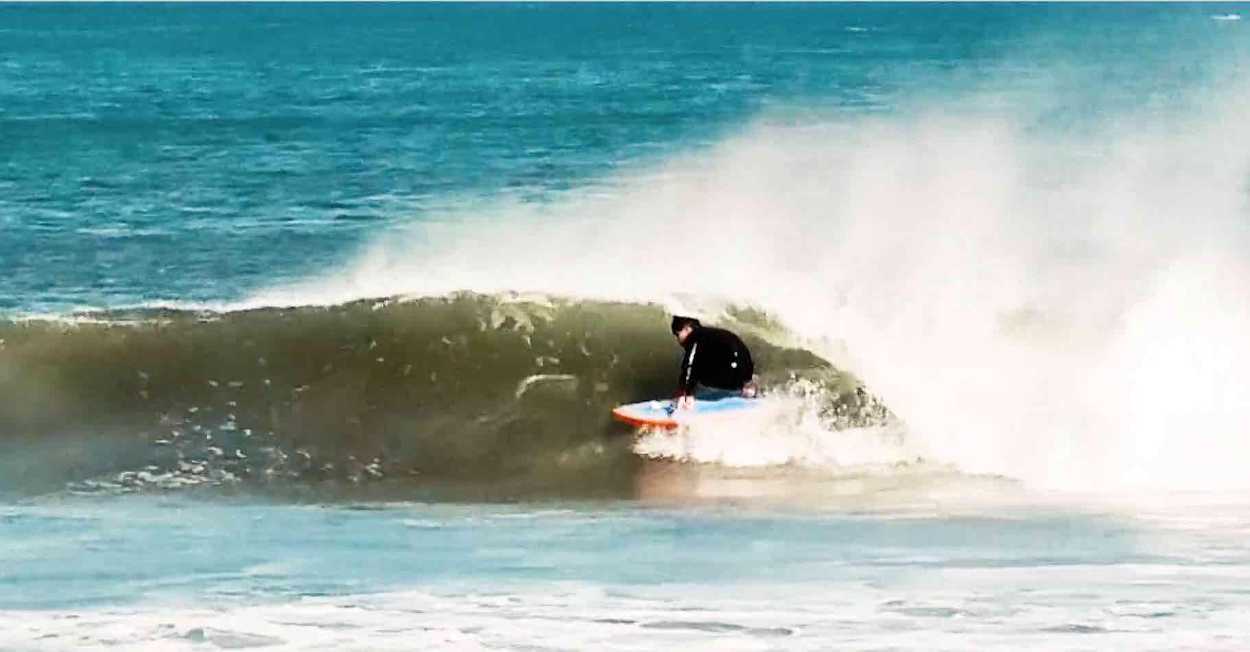 【オルタナティブ】石川拳大によるstpnk surfbaordsのレトロツイン・セッションも収録! シェイパーGriffin Stepanek来日ツアー2020