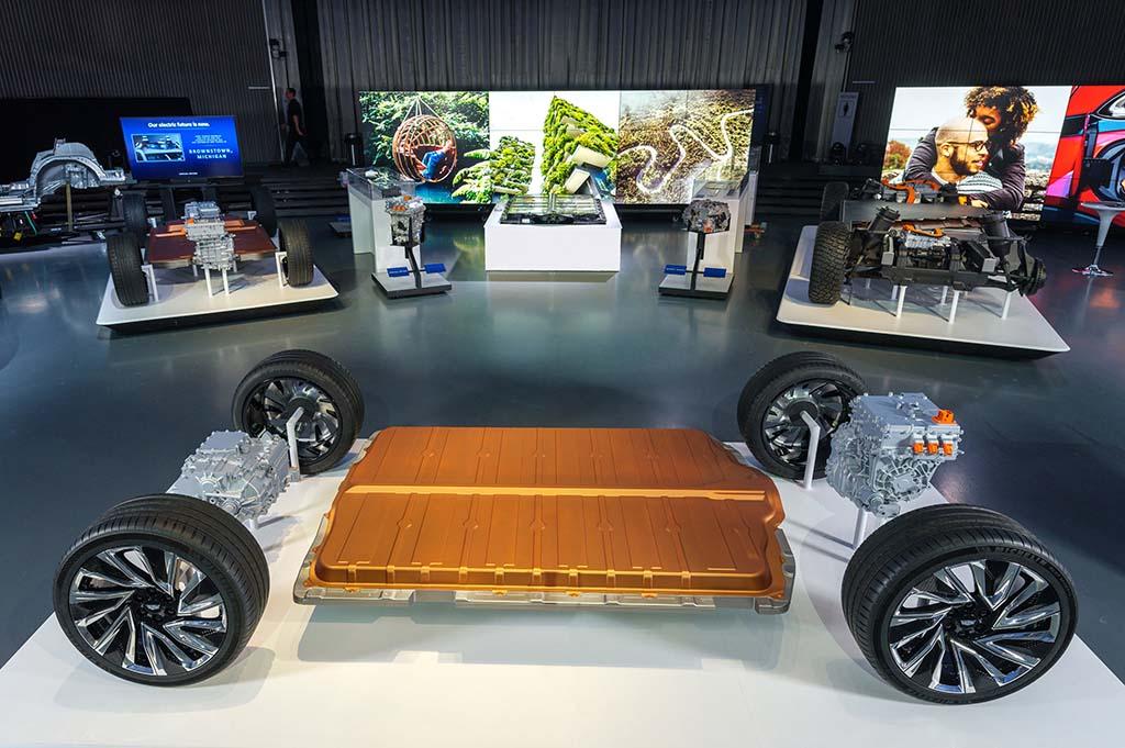 GMがホンダにEVプラットフォームを供給