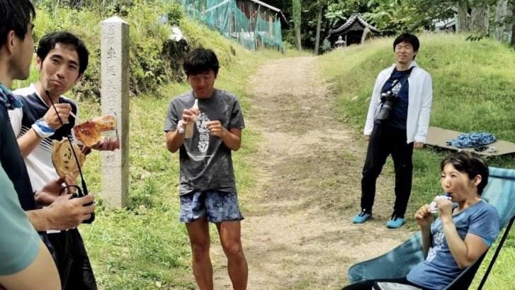 #019 特別編・前半ペーサーのいいのわたる、大瀬和文の両選手に聞く・丹羽薫「SHIGA1」FKT完走まであと少し!【ポッドキャスト・Run the World】