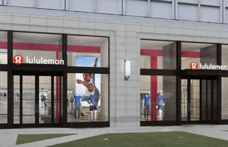 アジア最大規模のフラッグシップストア「ルルレモン 六本木ヒルズ店」が6月10日オープン。