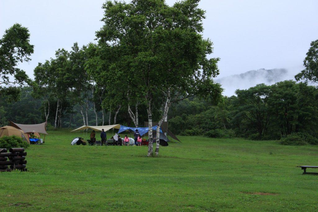夏休みにキャンピングカーで行きたい避暑地のキャンプ場5選