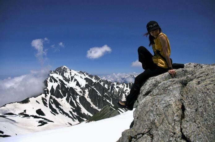 憧れの頂からは感動の大絶景!『今』の自分に挑戦し続けるために登る剱岳