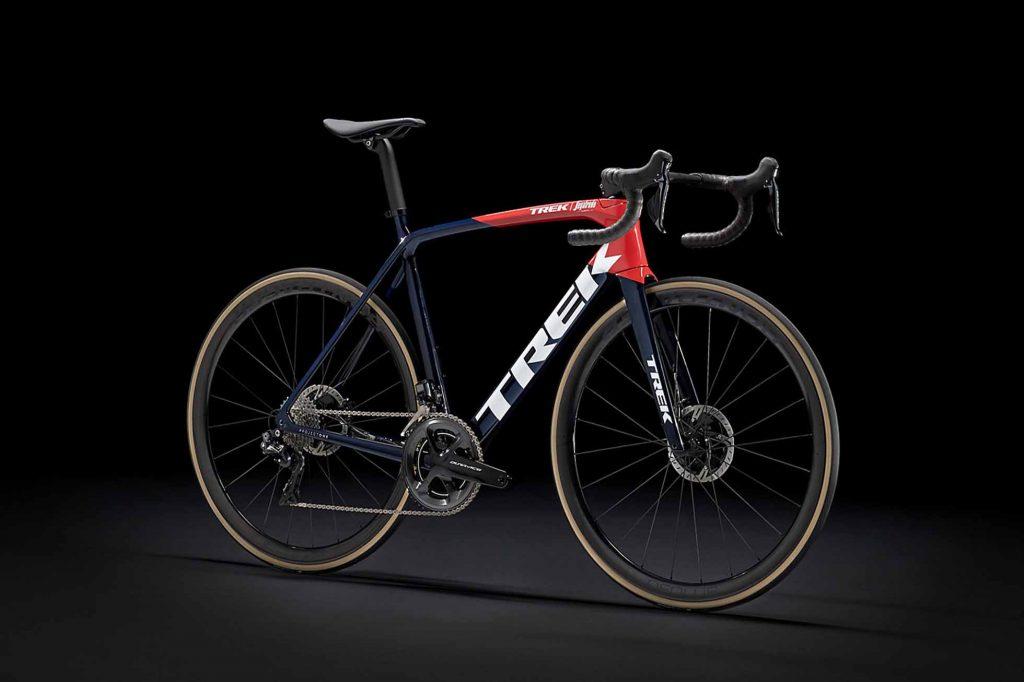 トレックの軽量ロードバイク「エモンダ」がフルモデルチェンジ セミエアロロードの万能バイクに