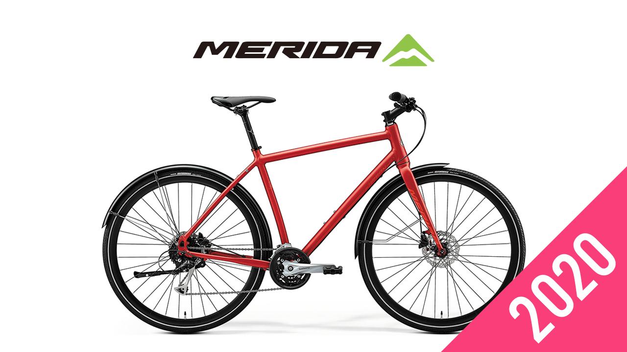 【2020年版】MERIDA(メリダ)クロスバイクおすすめ全8台