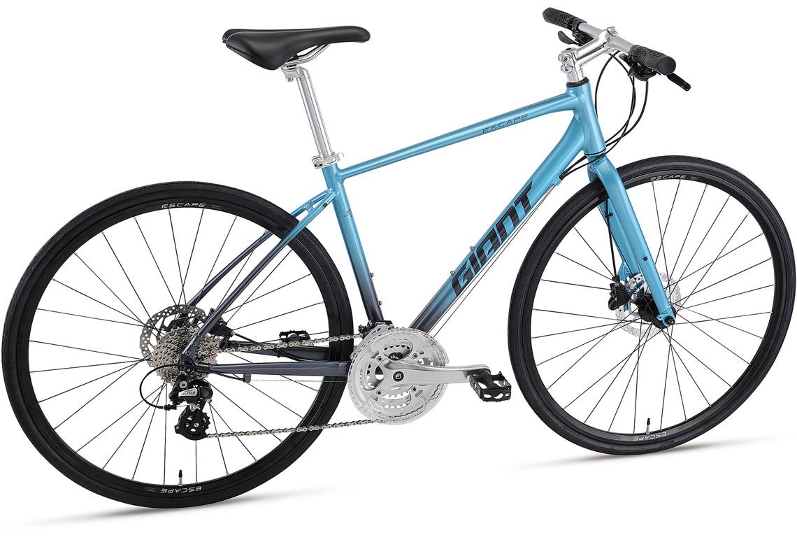 GIANTからベストセラークロスバイク「ESCAPE Rシリーズ」の2021年モデルが先行発売