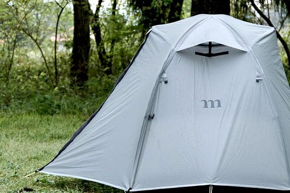ムラコ初の本格山岳用テントが登場。耐風性を追求した、革新的ドーム型モデル。