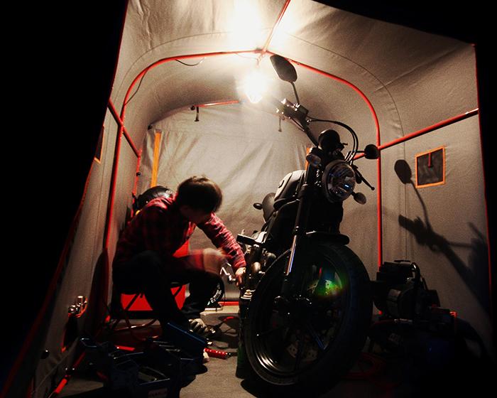 大切なバイクだからこそ保管方法にも拘ろう!環境別バイク保管アイテムおすすめ10選。