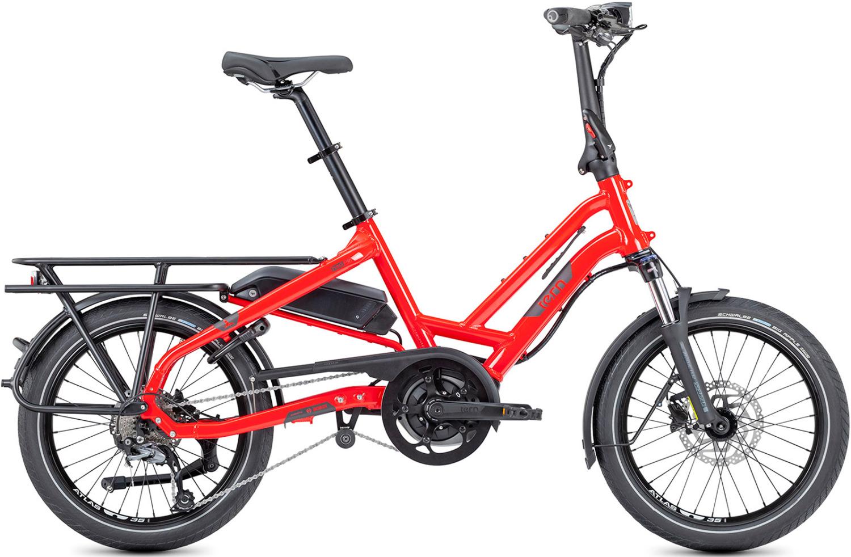 TernのE-Bike「HSD P9」に限定色「RED」が登場 プレゼントキャンペーンも実施