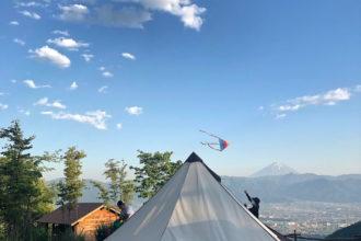 漫画で知る山旅 『ゆるキャン△』聖地・モデルとなったキャンプ場