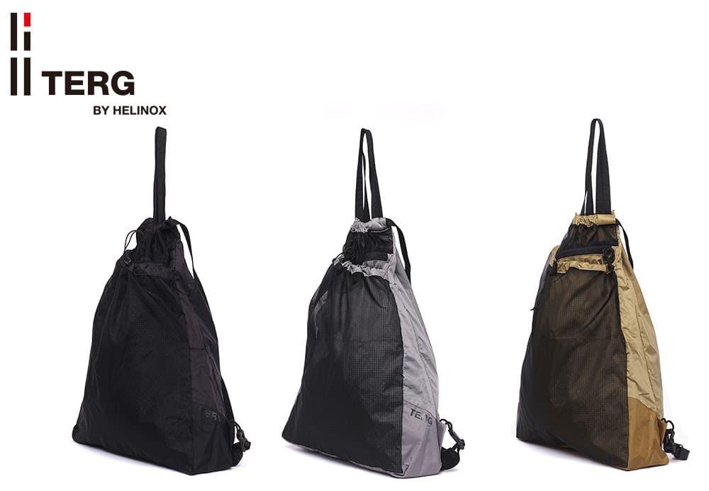 レジ袋有料化 アウトドアスペックなカッコいいエコバッグ
