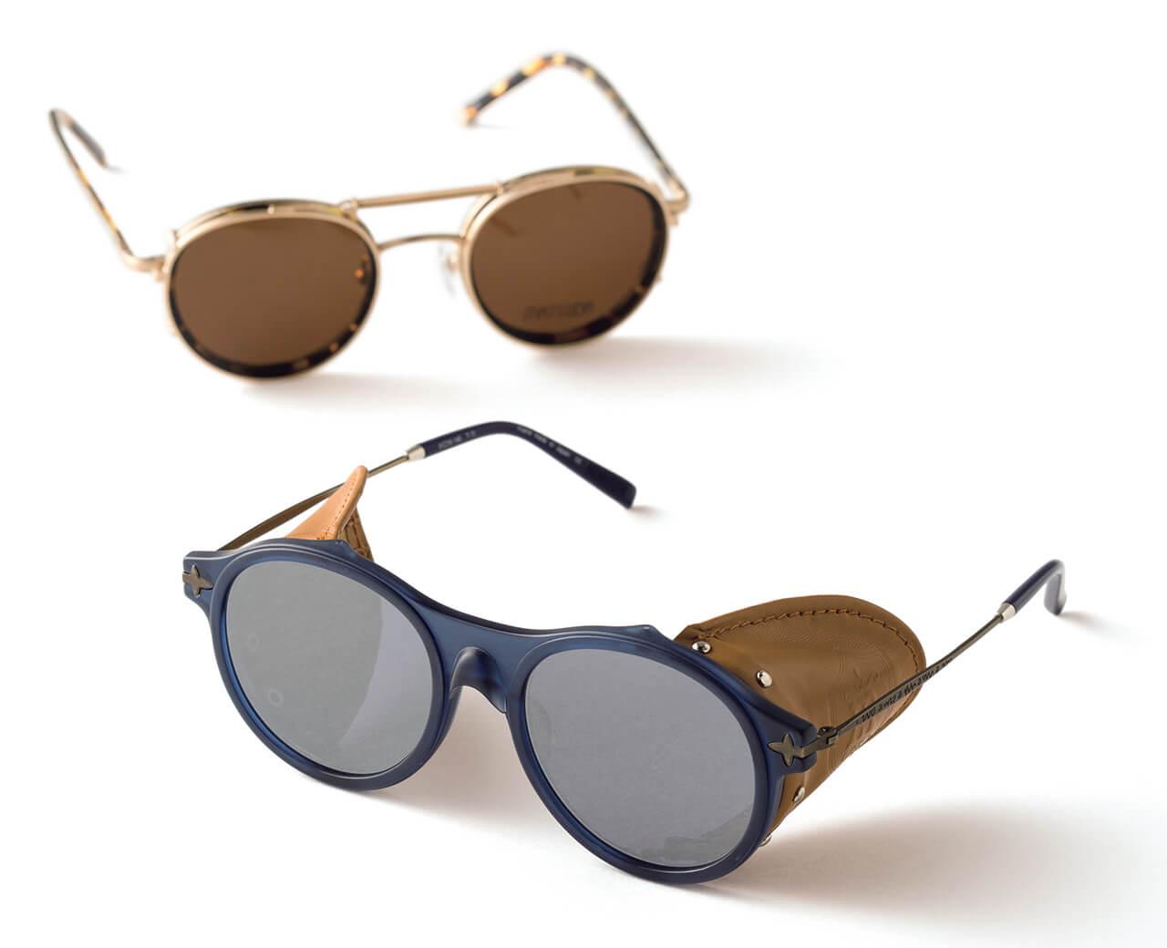 大人のオトコにオススメしたい知る人ぞ知る世界で注目の「MATSUDA」のサングラス【Style in motion 040】