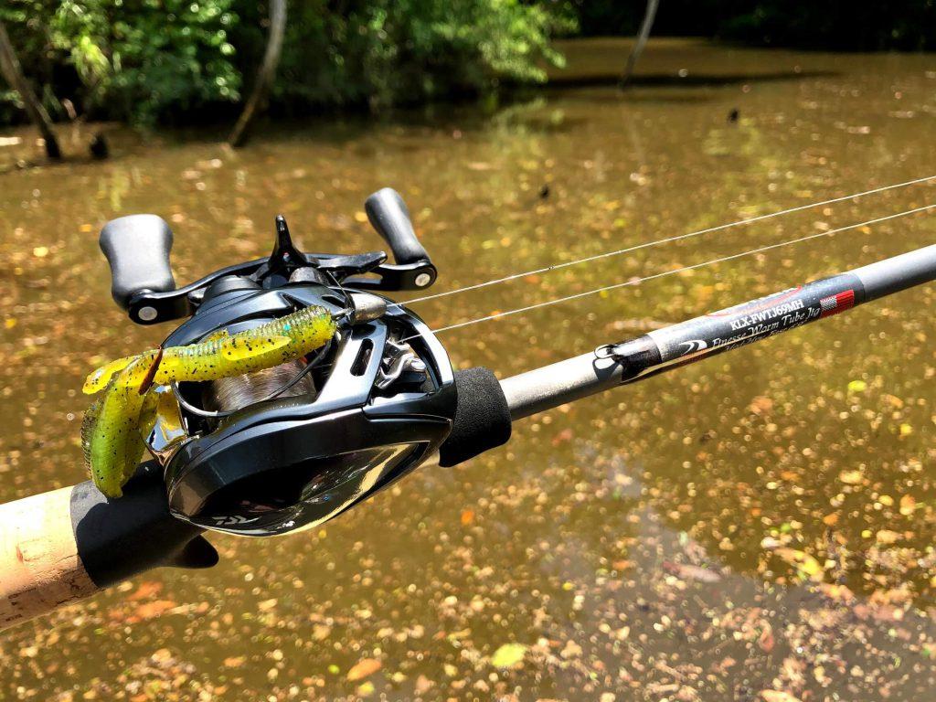 [6月]濁りの片倉ダムバス釣り。水の良い最上流&本湖を目指せ!