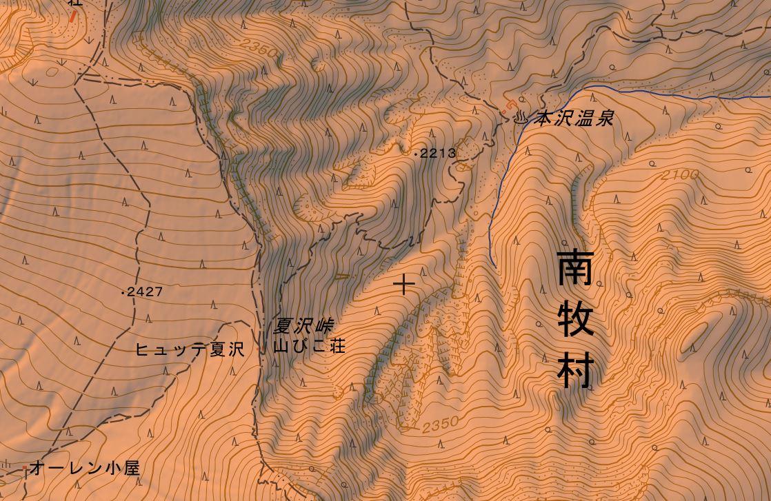 八ヶ岳おすすめルート 稲子湯から夏沢峠の登山ルート・難易度