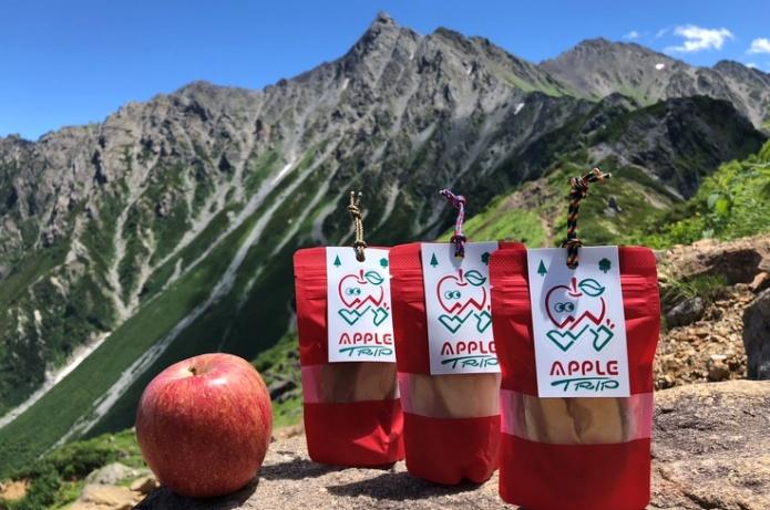 【信州りんご農家の挑戦】台風からの復活!アウトドアシーンに美味しい林檎を届けたい
