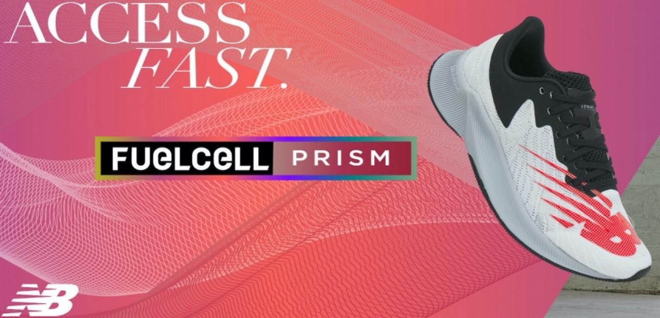 ニューバランス史上最高のエネルギーリターン率を誇るFuelCellシリーズから新作「FuelCell PRISM」登場
