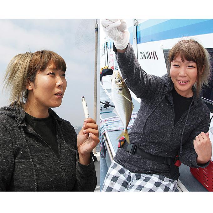 東京湾アジ釣り女子会!加熱式たばこでアフターコロナ船上マナー